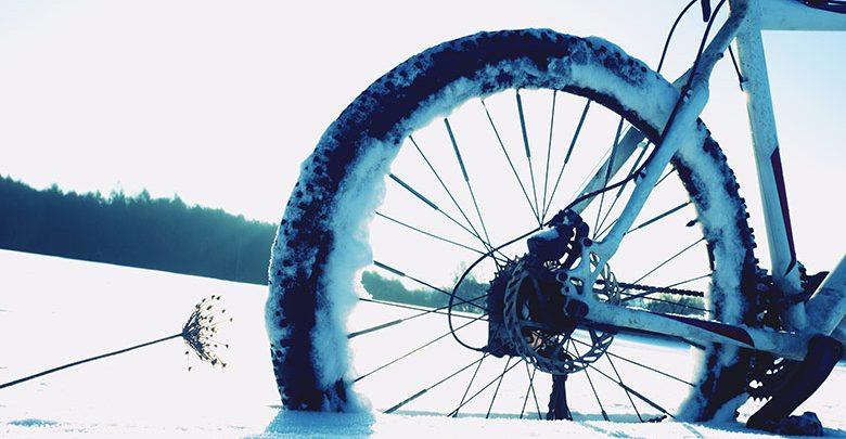 Zimsko kolesarjenje