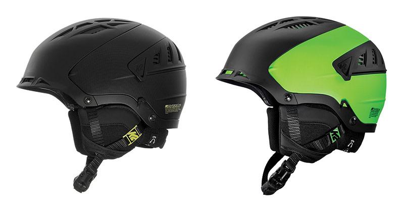 Smučarska čelada K2 Diversion
