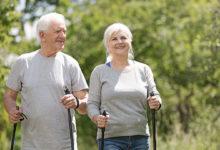 Photo of Nordijska hoja – odlična vadba tudi za starejše