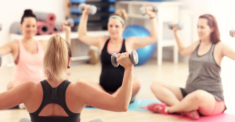 Photo of Pilates – odlična vadba tudi za nosečnice