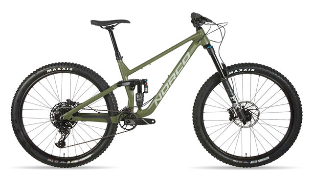 All mountain kolo Norco Sight A2 29