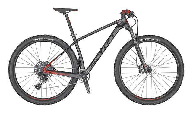 Hardtail kolo Scott Scale 940