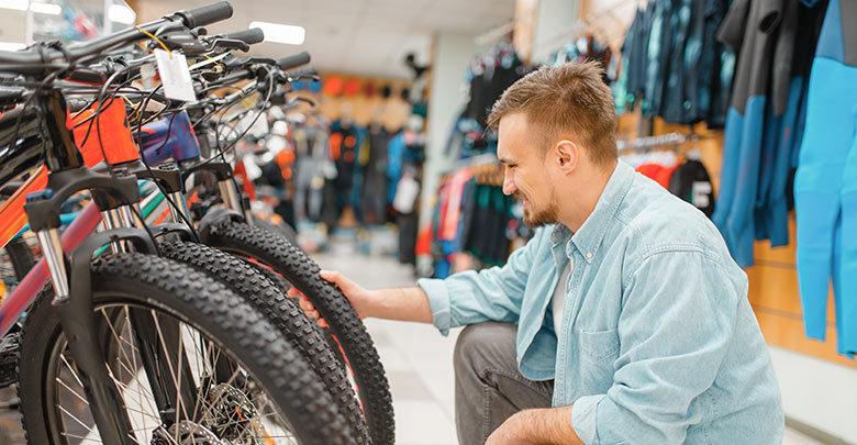 Izbira gorskega kolesa