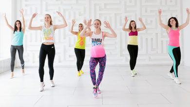 Photo of Zumba – vodena plesna vadba v latino ritmu