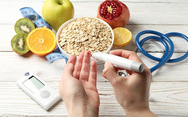 Prehrana in nivo krvnega sladkorja