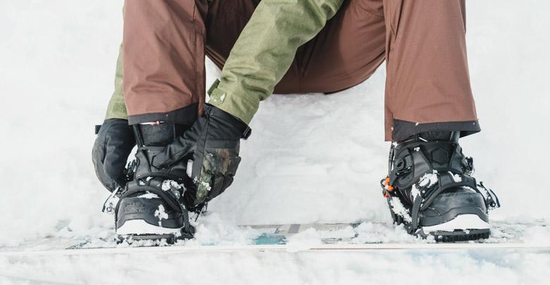 Snowboard čevlji