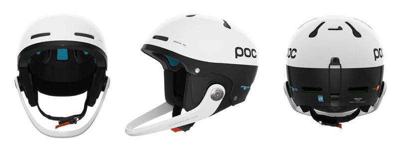 Smučarska čelada Poc Artic SL 360 Spin