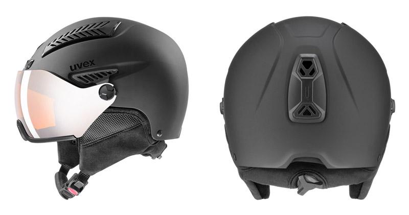 Smučarska čelada Uvex HLMT 600 Visor