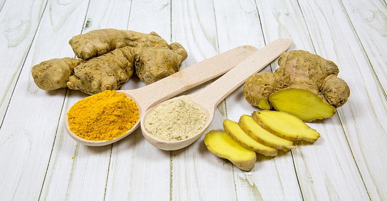 Photo of Zdravilni učinki kurkume in ingverja