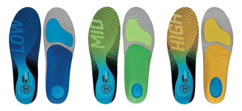 Vložki za tekaške čevlje 3Feet Run Protect