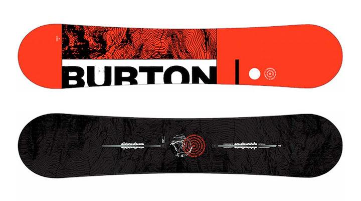 Snowboard Burton Ripcord