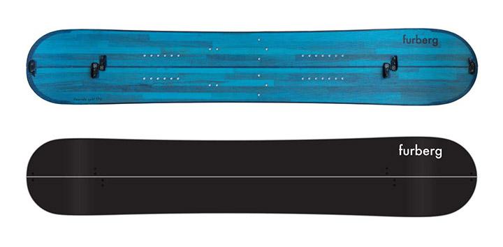 Splitboard Furberg Freeride Split